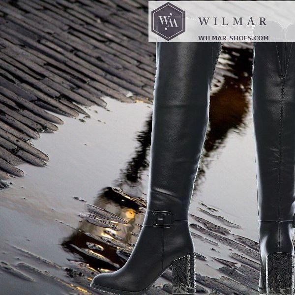 В разработке линеек обуви производитель учитывает модные тренды, в  ассортименте есть оригинальные модели ботфортов, полуботинок на плоской  подошве, ... 96269b08353